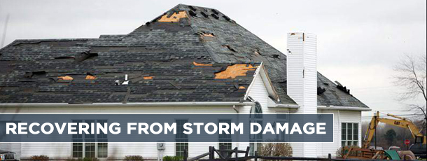 Recovering from Storm Damage