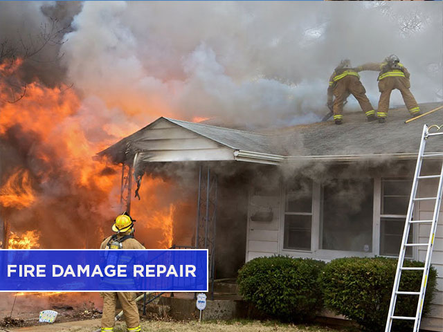 Fire Damage Repair