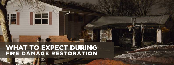 What to Expect During Fire Damage Restoration