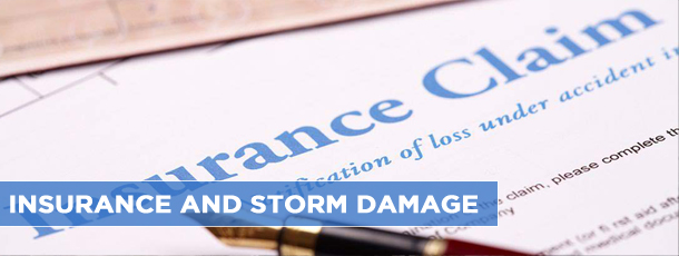 Insurance and Storm Damage