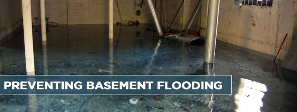 Preventing Basement Flooding