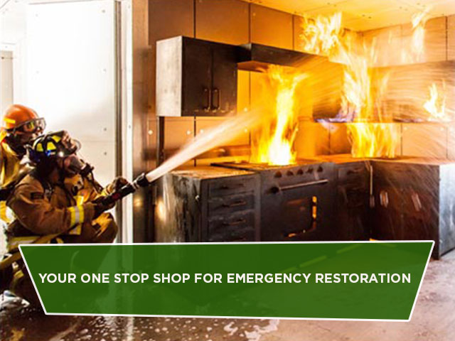 Your One Stop Shop for Emergency Restoration
