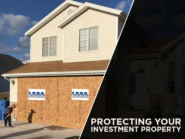 Protecting Your Investment Property