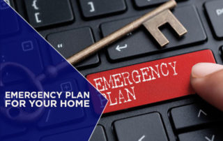 Emergency Plan For Your Home