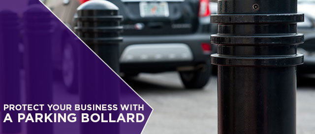 Protect Your Business With a Parking Bollard