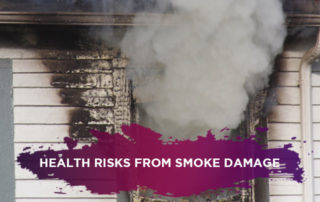 Health Risks from Smoke Damage