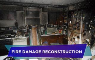 Fire Damage Reconstruction