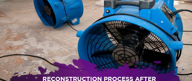 Reconstruction Process After Water Damage