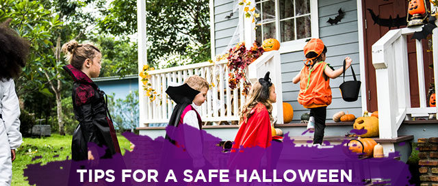 Tips for a Safe Halloween