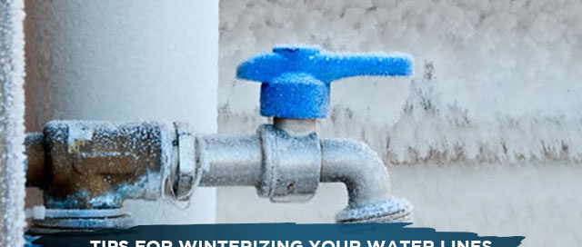 Tips for Winterizing your Water Lines Before Disaster Strikes