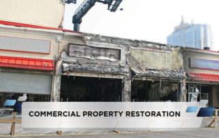 Commercial Property Restoration