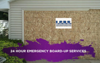 24 Hour Emergency Board-Up Services
