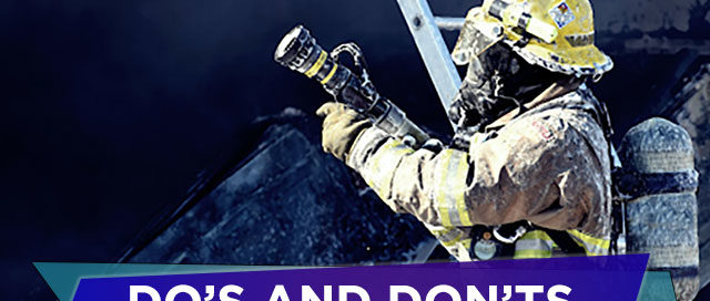 Do's and Don'ts of House Fire Restoration